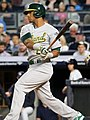 Khris Davis on April 21, 2016.jpg