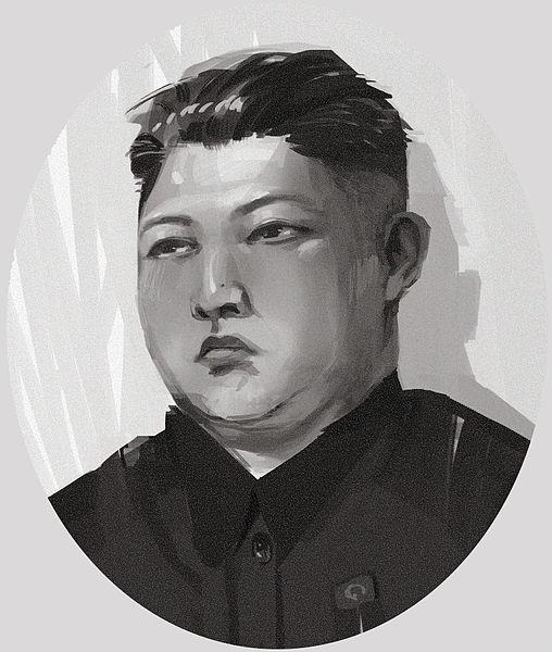 File:Kim Jong-Un Sketch-cropped.jpg