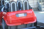 Kings Dominion Backlot Stunt Coaster red car license plate.jpg