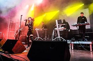 Kirlian Camera (band) band