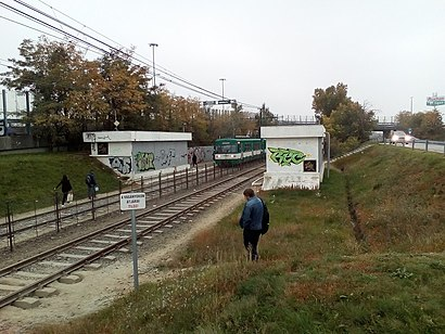 How to get to Kistarcsa, Kórház with public transit - About the place