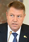 Klaus Iohannis at EPP Summit, March 2015, Brussels (cropped).jpg