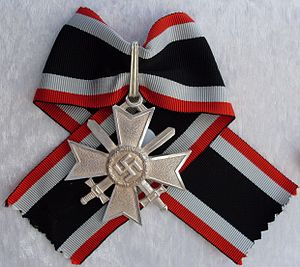 War Merit Cross - Knights Cross of the War Merit Cross with Swords