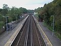 Knockholt station high northbound.JPG