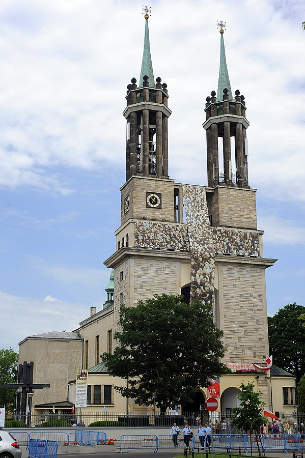 St. Stanislaus Kostka Church, Warsaw