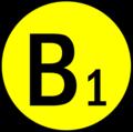 Kode Trayek B1 Jombang.png