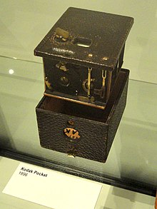Pocket Kodak 1896