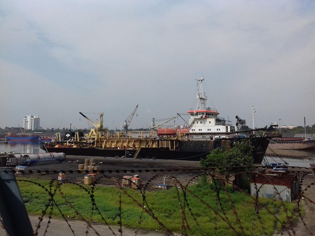 Port of Kolkata - Wikipedia