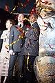 Kong- Skull Island Japan Premiere Red Carpet- Sasaki Nozomi, Tom Hiddleston & Samuel L. Jackson (36610874403).jpg