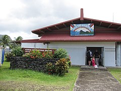 Kosrae International AirportPort lotniczy Kosrae