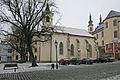 Kostel Rozeslání sv. Apoštolů (Litomyšl), nám. Toulovcovo, 02.JPG