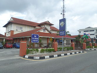 Kota Tinggi District - Kota Tinggi District Council