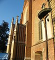 Kraków - Kościół Dominikanów, detal AL02.JPG