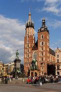 Kraków - St. Mary Church 01