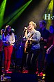 Kris Allen & Fans at The Hamilton DC-68 (8153337647).jpg