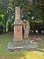 Kroměříž, hřbitov, pomník na památku c. a k. generála rytíře Václava z Frirenbergera.jpg
