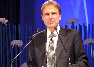 Eerik-Niiles Kross Estonian politician