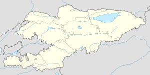 Naryn is located in Kyrgyzstan