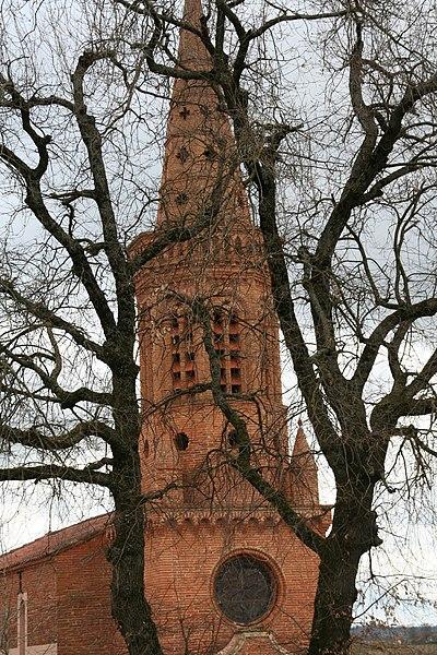 L'église de Mons - 03/2011
