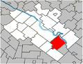 L'Avenir Quebec location diagram.PNG