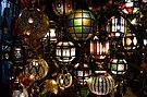 Lámparas, Djemaa el Fna -- 2014 -- Marrakech, Marruecos.jpg