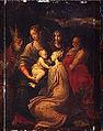 LA VIERGE, L'ENFANT JESUS, SAINTE MARGUERITE, SAINT BENOIT ET SAINT JEROM.jpg