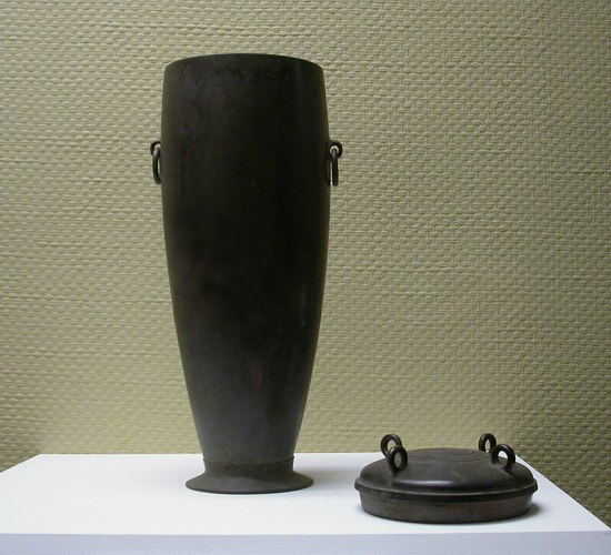 LBW-M1-bronze wine vessel