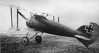 LFG Roland D.IX - LFG Roland D.IX third prototype