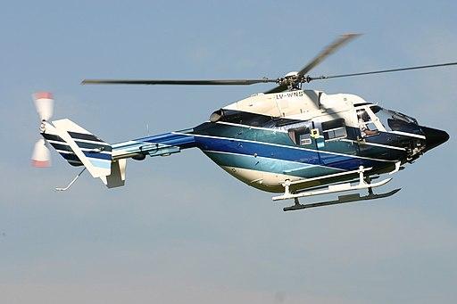 LV-WNS MBB BK-117 (7189426679)