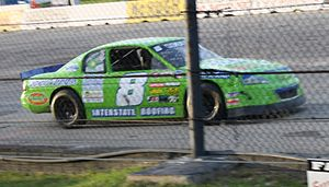 La Crosse Fairgrounds Speedway - 2009 Sportsman