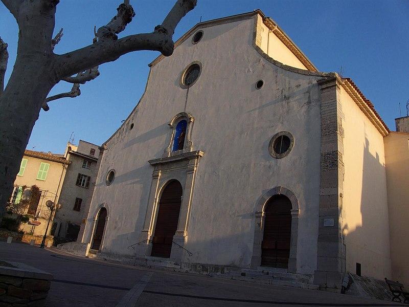 Church of La Garde, Var