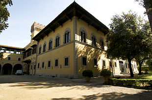 Sede della Giunti a Firenze