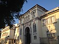 La banque du Portugal à Faro, Portugal en juillet 2014.jpg
