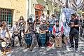 La ciudad de Madrid rinde homenaje al músico Jerry González 06.jpg