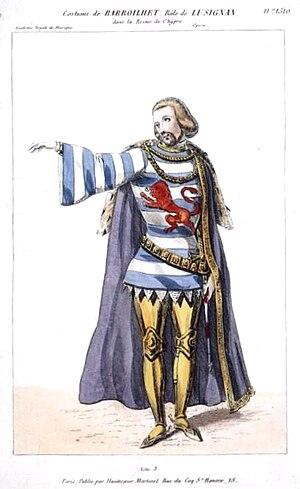 La reine de Chypre - Barroilhet in Act III