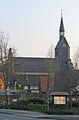 Ladbergen, Zentrum, evangelische Kirche.jpg