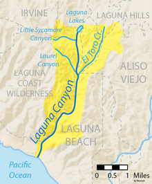 Laguna Canyon map.png