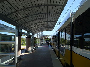 Lake Highlands - Lake Highlands Station
