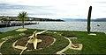 Lake Zurich flower clock.jpg