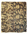 Lampas textile silk and gold Italy second half of 14th century.jpg