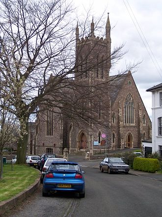 Malvern, Worcestershire - Landsdown Methodist Church, Great Malvern