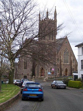 Malvern, Worcestershire - Landsdown Methodist Church, Great Malvern