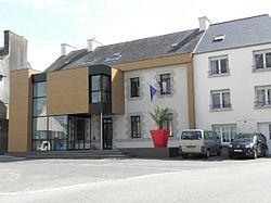 Lanmeur (29) Mairie.jpg