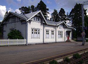 Lapinlahti - Lapinlahti railway station