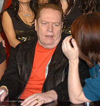 Larry Flynt, American publisher and head of La...