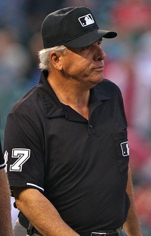Larry Vanover - Vanover in 2012