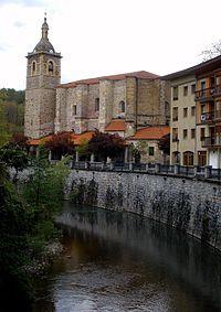 Lazkao - Iglesia de San Miguel 25.jpg