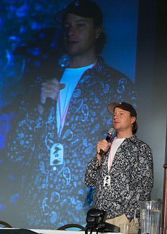Lazlow Jones - Lazlow Jones presents at The Last HOPE on July 20, 2008