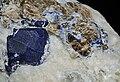 Lazurite, phlogopite, pyrite, calcite 2.jpg