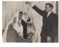 Le Roy Benjamin, Danny Thomas, and Danny Thomas marionette.tif